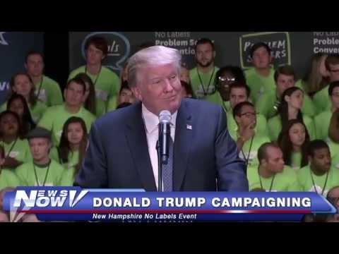 FNN: Donald Trump in New Hampshire
