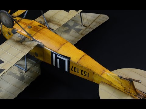 How to paint wooden texture - HGW decals - The Great War