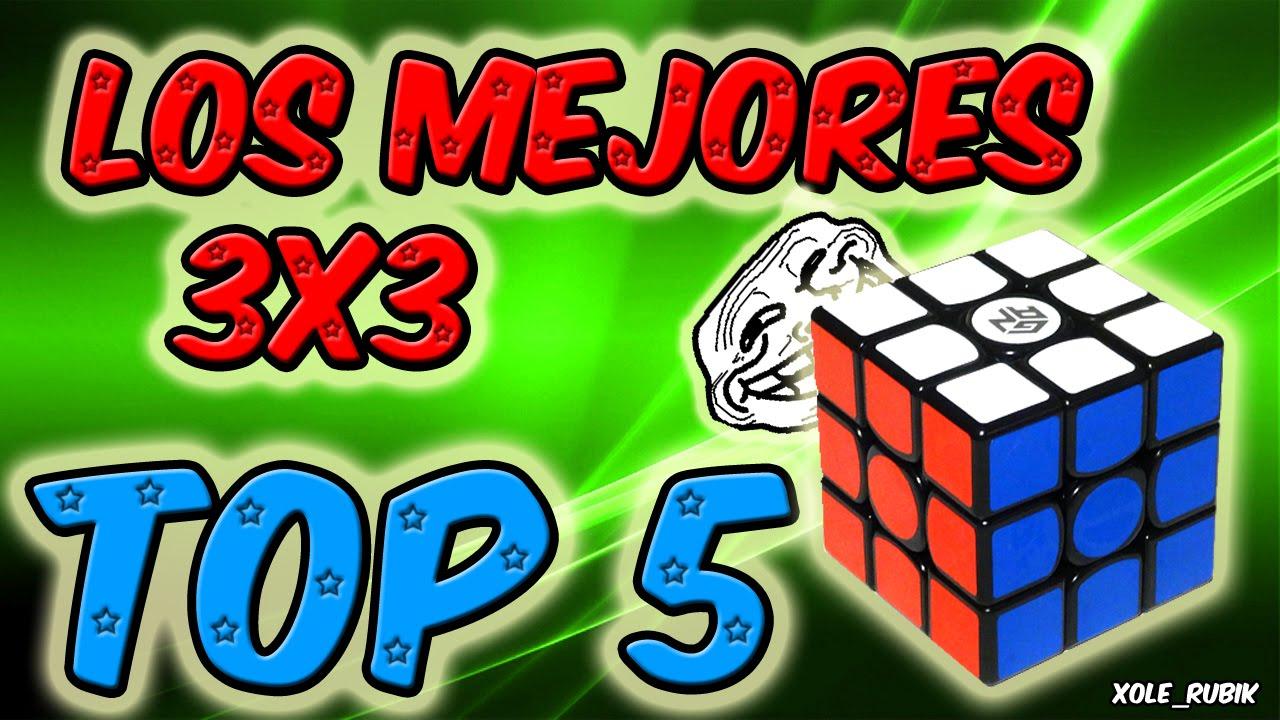 Top 5 los mejores cubos de rubik 3x3 xole rubik youtube for Sofas marcas buenas
