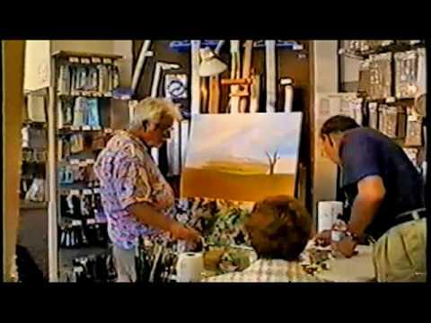 Landscape Painting art class Part 2