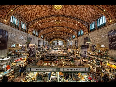 West Side Market Tour - Cleveland Ohio