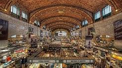 West Side Market Tour - Cleveland Ohio