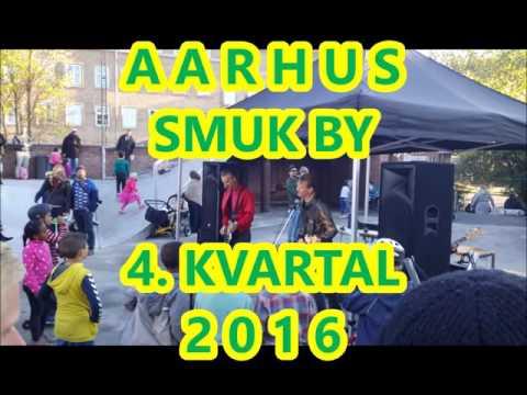 AARHUS SER CITY i OKTOBER  4 KVARTAL 2016