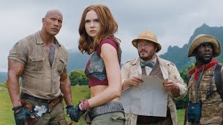 Jumanji 2: Welcome to the Jungle | official trailer teaser #1 (2017)