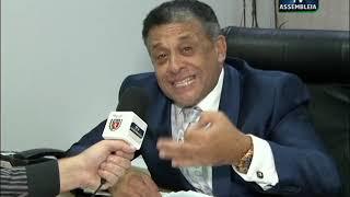 Deputado Galo alerta sobre cracolândia em Curitiba