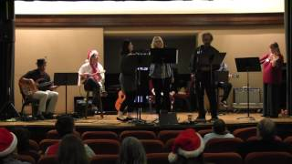Holiday Party--Staff Concert! December 8, 2016