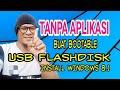 - CARA MEMBUAT BOOTABLE USB FLASHDISK UNTUK INSTALL ULANG WINDOWS 8.1 TANPA APLIKASI