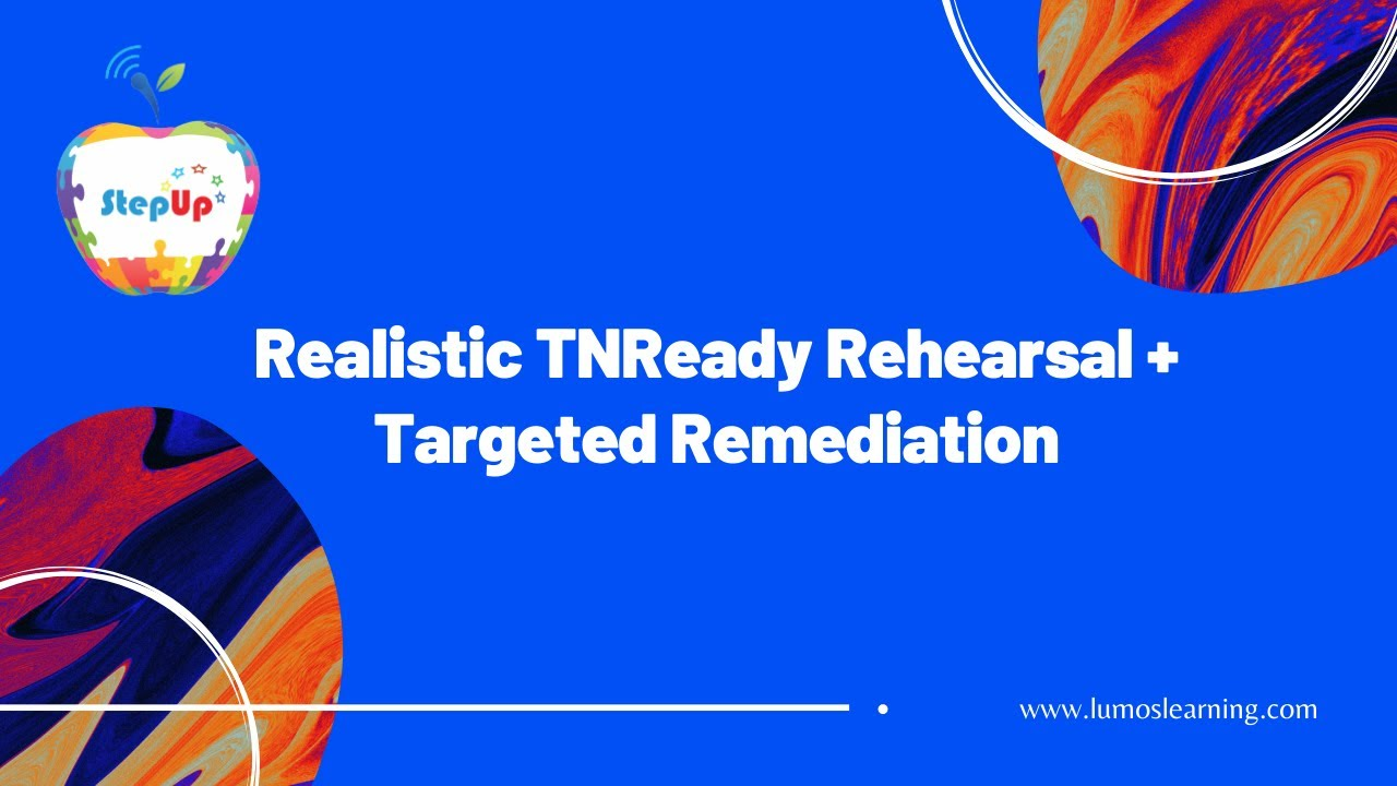 Tennessee TNReady 2015-16 | Lumos LearningLumos Learning