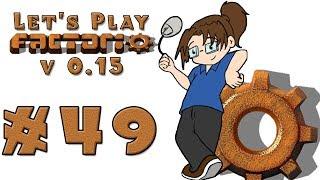 Let's Play: Factorio v15 -- Also Rail World! -- Episode 49