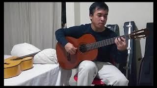 Yoga Agoy - Bengawan Solo (Gesang)