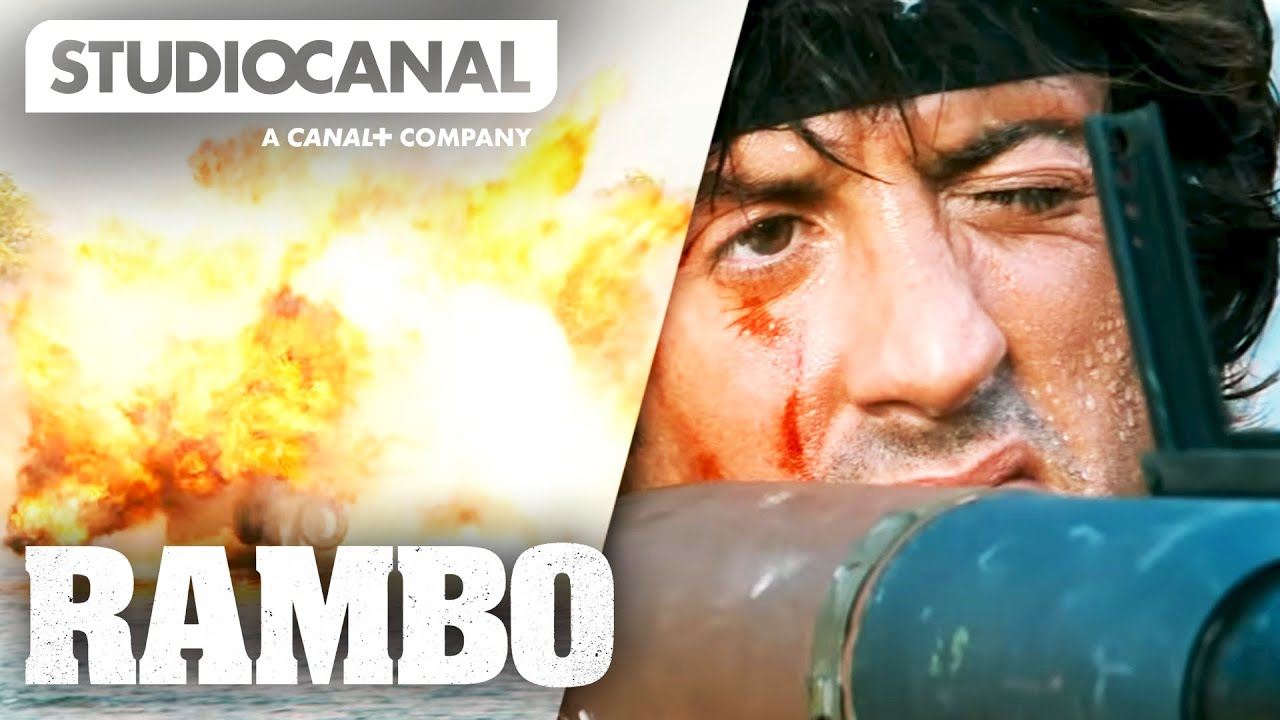 Top Scenes From Rambo First Blood Part Ii Starring Sylvester Stallone Youtube