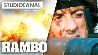 Download TOP SCENES FROM RAMBO: FIRST BLOOD PART II - Starring Sylvester Stallone