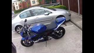 2005 yamaha r6 review first ride part1