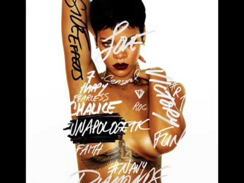 Rihanna - Unapologetic (Audio) New Song 2012 Official Tracklist