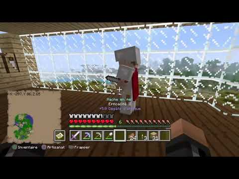 Minecraft survie coop ep 5