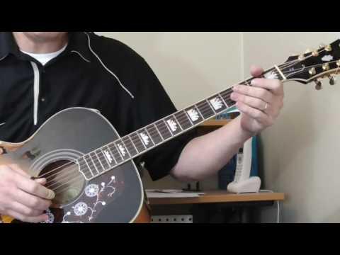 Lightning Hopkins Guitar Lesson - What'd I Say Part 2 mp3