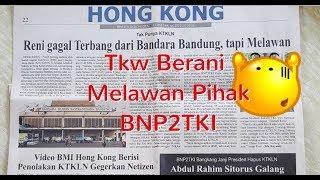 Pihak BNP2TKI Terpaksa Ganti Rugi Ticket Pesawat TKW