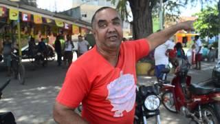 Goianenses protestam pela falta d´água   Parte1