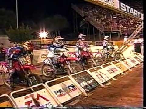 2000 Las Vegas EA Sports Supercross Championship (Final Round) Part 1