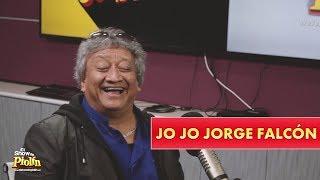 Jo Jo Jorge Falcón en la ruleta de chistes con Piolin