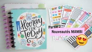 Nouveautés Me & My Big Ideas - Partie 2
