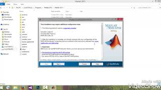 How to Setup MatLab 2015