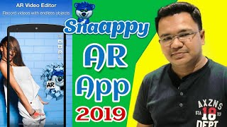 1 MOST USEFUL Augmented Reality (AR) Apps 2019 !! By Online Tricks & Offers. screenshot 2