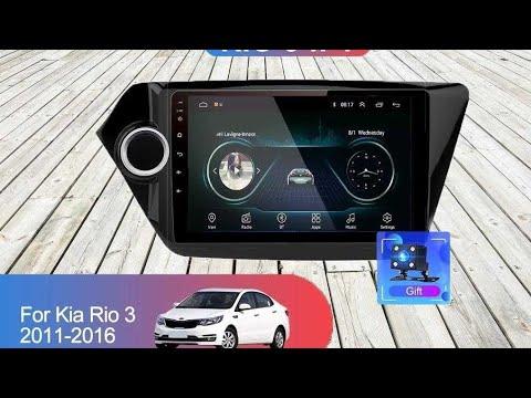 Обзор магнитолы Kia Rio 3