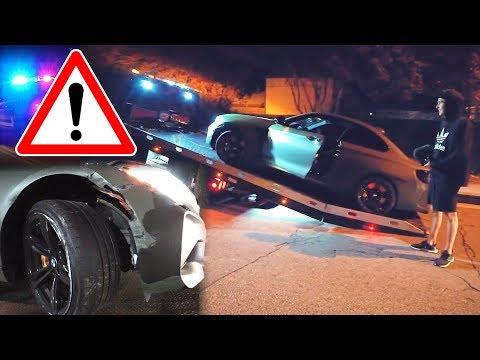 I CRASHED MY BMW M2 (R.I.P)