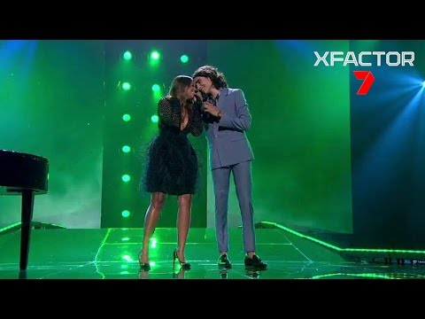 Isaiah performs 'Wake Me Up' with Jessica Mauboy - The X Factor Australia 2016