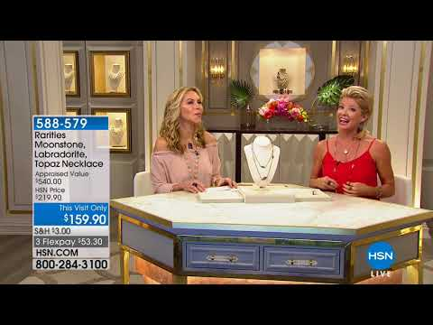 HSN | Rarities Fine Jewelry with Carol Brodie 04.04.2018 - 12 PM