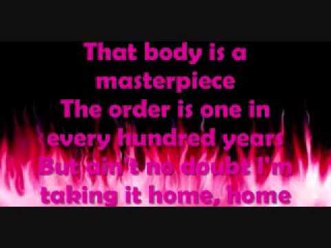 Fire Burning- Sean Kingston Lyrics