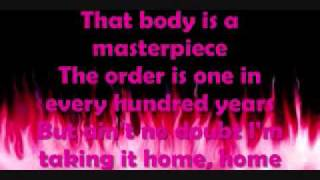 Fire Burning- Sean Kingston Lyrics