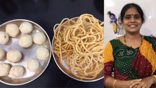 Rava laddoo | Pottukadalai Thenkuzhal