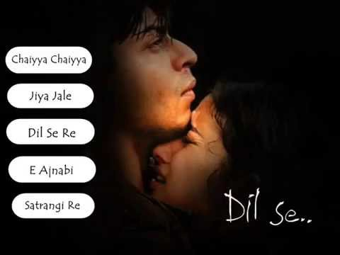 ♫ Dil Se 1998   All songs   Jukebox ♫   High Quality