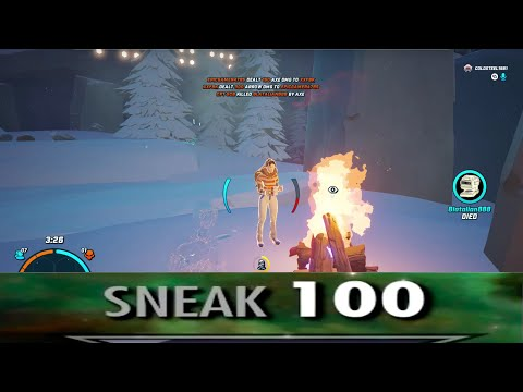 How To Become Invisible In A Fire!! - Darwin Project Funny Moments And Fails!!