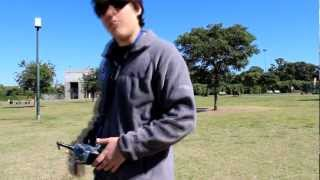 """HobbyKing P-26A Peashooter"" - REVIEW - FliteTest Argentina (Full HD)"