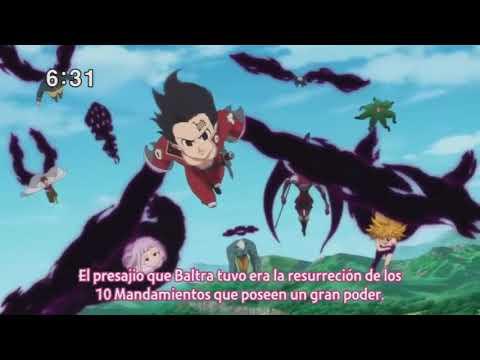 Nanatsu No Taizai Temporada 2 Capítulo 3 (Los Siete Pecados Capitales)
