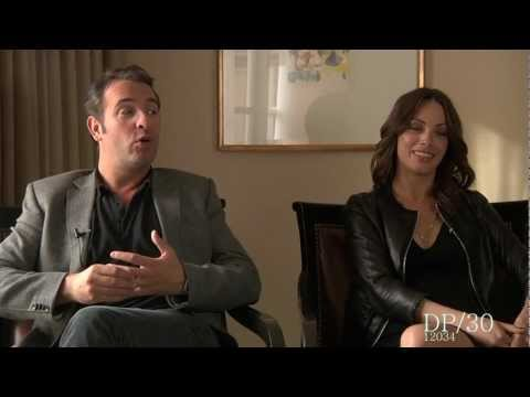 DP/30: The Artist, actors Jean Dujardin, Berenice Bejo