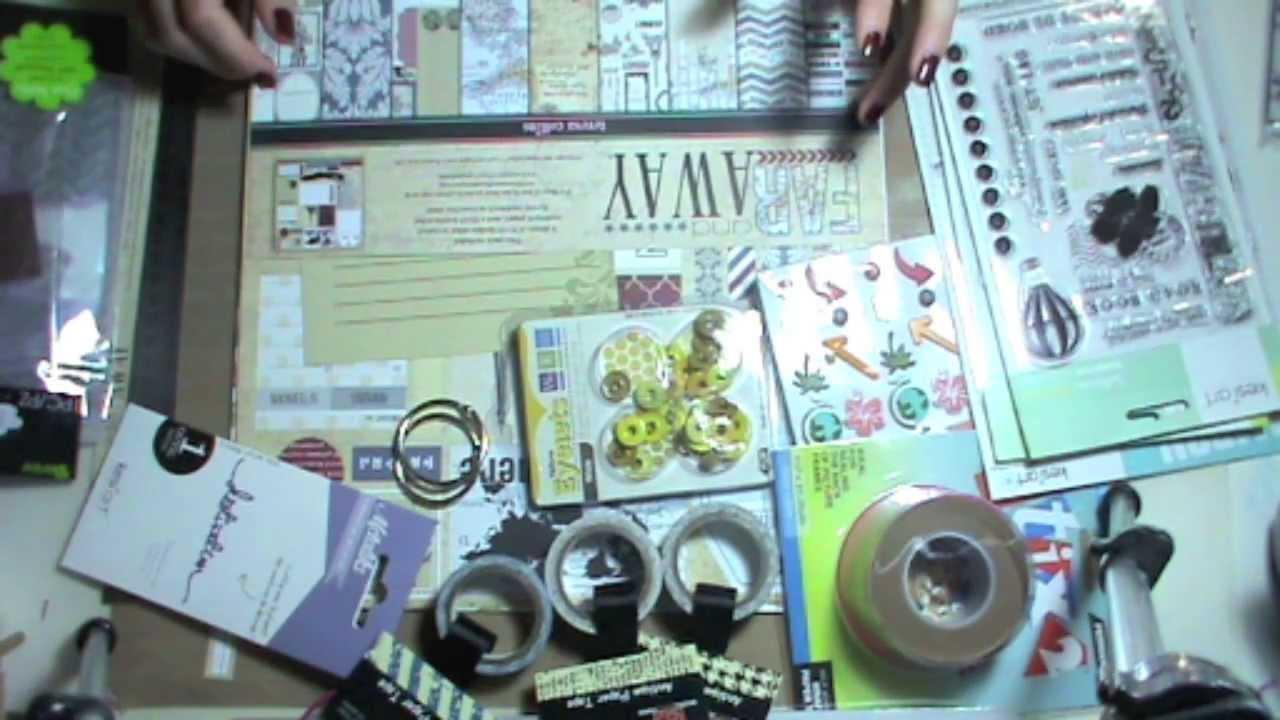 How to scrapbook journal - How To Scrapbook Journal 27