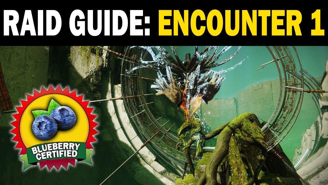 Garden of Salvation for Noobs ENCOUNTER 1 GUIDE (Destiny 2 Shadowkeep)