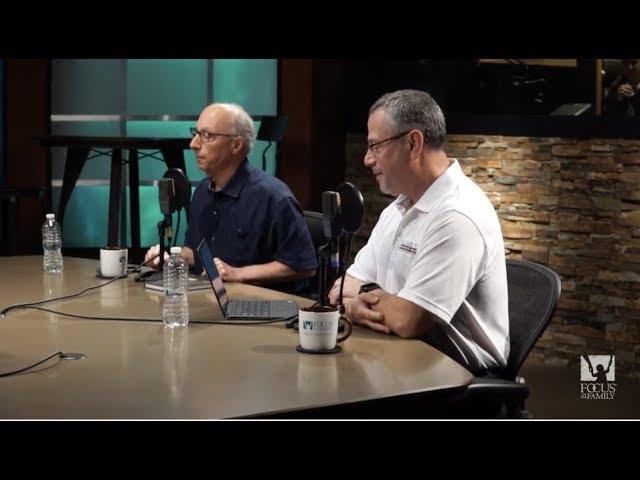 The Power of a Father's Words - Joe Battaglia and Joe Pellegrino