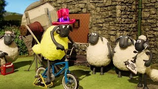 NEW Shaun The Sheep Full Episodes! BEST FUNNY PLAYLIST - Cartoons For Kids 2017 Part 2