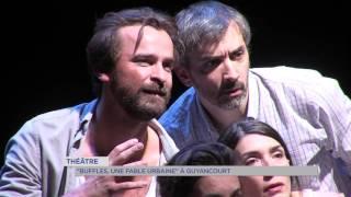 """Théâtre : """"Buffles, une fable urbaine"""" à Guyancourt"""