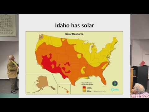 Energy Policy for Idaho