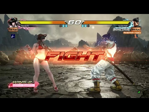 TEKKEN 7 - Eliza Online Ranked Matches #1 - She's Awesome! (1080p 60fps) PS4 Pro