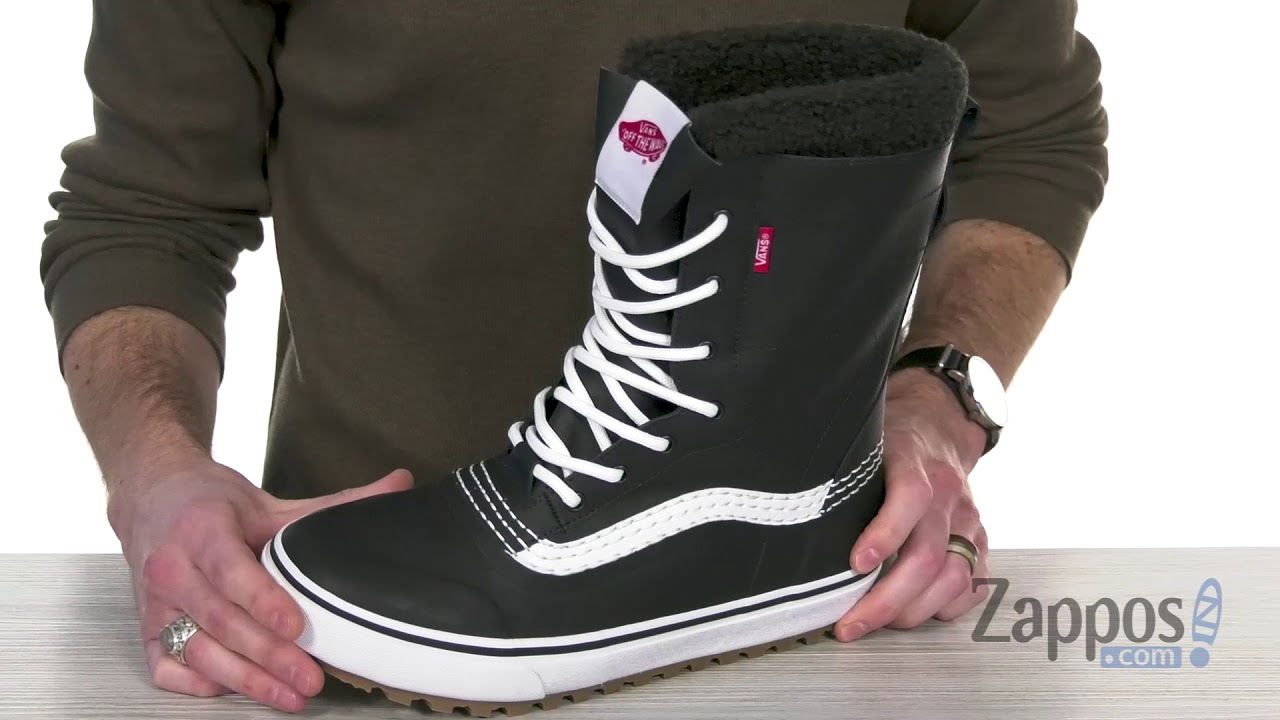 Vans Standard™ Snow Boot \u002718 SKU 9061606