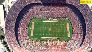 The Top 10 Biggest Stadiums of The World