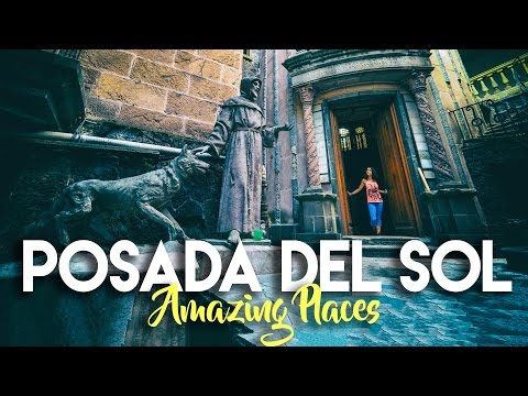 HAUNTED ABANDONED HOTEL IN MEXICO CITY (POSADA DEL SOL)