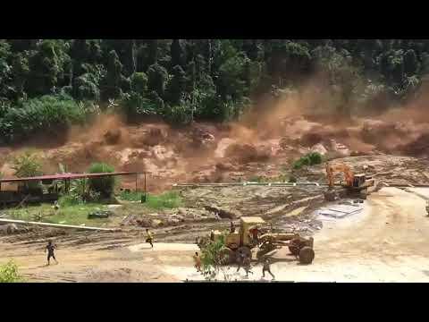 Monster Flash Flood in Nepal
